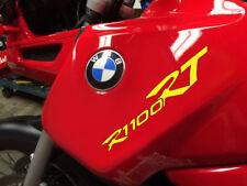 RT r1100 2 x r&l SERBATOIO ADESIVI MOTO ADESIVI R 1100 RT F. BMW -21 colori -