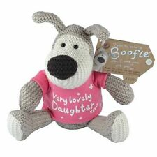"""BOOFLE PLUSH BEAR SMALL 5"""" - VERY LOVELY DAUGHTER T-SHIRT 53415"""