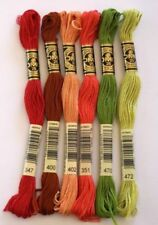 DMC Multi-Coloured Stranded Embroidery Threads