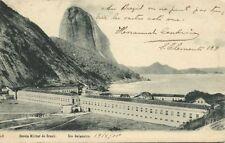 brazil, RIO DE JANEIRO, Escola Militar do Brazil (1905) Stamp