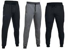 Under Armour UA Men's Threadborne Fleece Stacked Joggers Pants Trousers - New