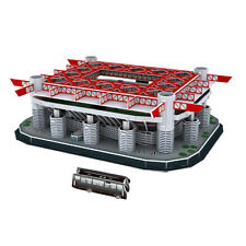 Assemblaggio modello campo da calcio fai-da-te Stadio San Siro Puzzle Craft Art