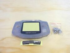 Repair New Transparent Full Housing Shell Pack for Nintendo Gameboy Advance GBA