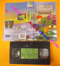 VHS film FRANKLIN E IL CAVALIERE VERDE il film 2000 animazione DNC (F130) no dvd
