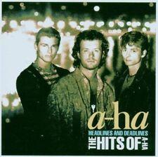 A-Ha - Headlines & Deadlines Nuevo CD