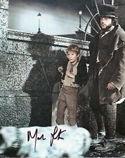 MARK LESTER Signed In Person 10x8 Photo OLIVER PROOF COA