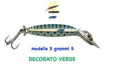 LUCIAPUMA ARTIFICIALE TROTA MOD 5 GR 5 DEC VERDE 1 A