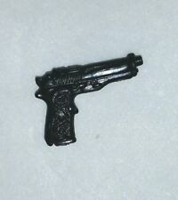 """9mm Automatic Pistol (2) - 1:18 Scale Weapons for 3-3/4"""" Action Figures"""