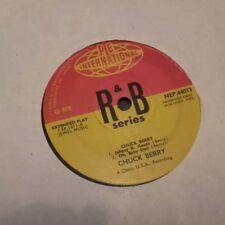 "CHUCK BERRY - JOHNNY B GOODE  -  7"" EP SINGLE - PYE 44011"