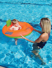 Zoggs Baby Zoggy Inflatable Trainer, Swim Seat 0-12 mths