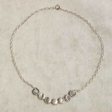 """Sterling Silver Necklace by Echo & Wild ~ Vintage 1996 ~ 16"""" long"""