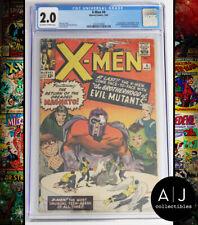 X-Men #4 CGC 2.0 (Marvel)