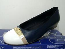 da2350d2c4897f Jenny Ara 22-53374-05 Damenschuhe Ballerinas Leder Slipper blau Gr.36-