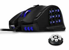 Gaming Mouse,UtechSmart Venus 16400 DPI High Precision Laser MMO [IGN's PICK] AU