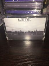 NEW Mat Kerekes Cassette Super RARE 6 of 42 HTF Citizen Title Fight Tigers Jaw