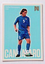 2017 Panini Nobility Soccer Short Print Fabio Cannavaro #84