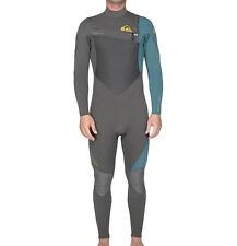 QUIKSILVER Men's 4/3 HIGHLINE PLUS CZ Wetsuit - XKBS - Medium Short - NWT