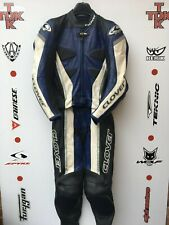 Clover Hp Two Piece Race suit with hump uk 38 euro 48