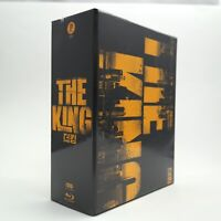 The King - Blu-ray Ultimate Collector's Limited Box Set (Korean, 2019) / Plain