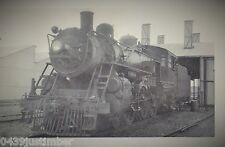 Commonwealth Railways Steam - CAR 79 Tassie Street Loco Depot Pt. Augusta 1946