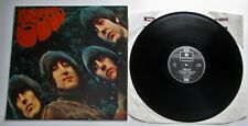 The Beatles - Rubber Soul UK 1971 Stereo Reissue Parlophone LP