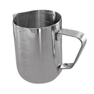 Candle Making Pot for Melting Wax Soap 350ML Stainless Steel Pitcher Jug Cup