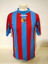 CATANIA LEGEA rarissima maglia originale stagione Serie A 2008/09 player issue