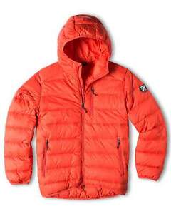 Chamonix Pace Hooded Down Jacket Mens
