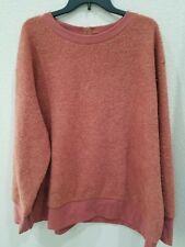 Women's PLUS Size 4X Long Sleeve Sweater**Zipper on back**AVA & VIV**NWT**