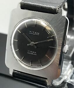 NOS Titan Cal. Fhf 35 Working Vintage Watch Hand Manual 28,9mm 3WC