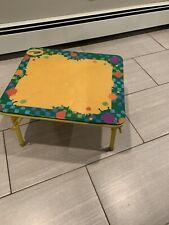 Crayola Kids Furniture Art Play Desk Toddler Folding Table .