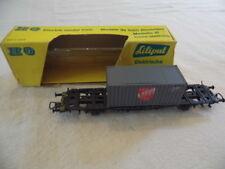 LILIPUT train électrique HO 203 CONTAINER TRAGWAGEN