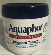 Aquaphor Advanced Therapy Healing Ointment for Dry Cracked & Irritated Skin 14oz