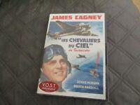 "DVD NEUF ""LES CHEVALIERS DU CIEL"" James CAGNEY, Dennis MORGAN, Brenda MARSHALL"
