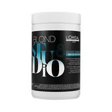 Polvere Decolorante Multi Techinques Powder 8 Blond Studio 500 gr - L'Oreal