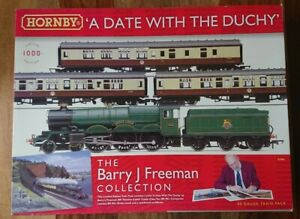 RARE Hornby R2986 A Date with The Duchy Barry J Freeman Train Pack DCC Ready NEW