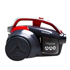 Hoover Whirlwind Pets 700W Red Grey Bagless Multi Floor Cylinder Vacuum Cleaner