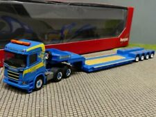 1/87 Herpa Scania CR ND Tieflade SZ Martin Wittwer Wattenwil 311397