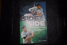 Side-By-Side Sports Pro Baseball Players Stars Matt Chandler Autographed New