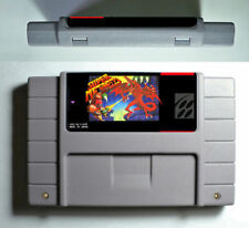 SNES Vintage Super Metroid SFC Game Cartridge USA Version Tested and Worked