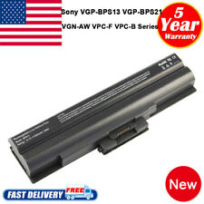 Battery For Sony Vaio VGP-BPS13A/B VGP-BPS13B/Q VGP-BPS21A VPC-B VPC-S Series PC