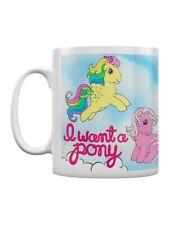 Mon petit poney Rétro-Je veux un poney mug