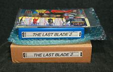 Last Blade 2 US English MVS Kit •Neo Geo JAMMA Arcade • SNK Gekka no Kenshi