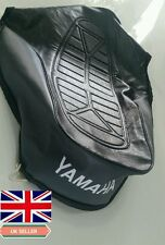 Yamaha YB100/ RXS100 / seat cover Replacement Seat Cover Black and Grey