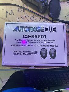 Autopage C3-RS601
