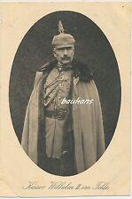 AK Kaiser Wilhelm II. im Felde  1.WK (n443)
