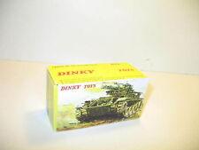 n36, BOITE char AMX automoteur militaire , bt repro ref 813 DINKY TOYS