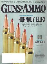 Guns & Ammo Magazine Back Issue - January 2016 - Hornady ELD-X Ammo