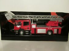AUTOMAXX COLLECTION SCANIA FEUERWEHR SCALE 1:32