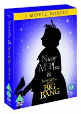 Nanny Mcphee/nanny McPhee and The Big Bang 5050582786941 With Maggie Smith DVD